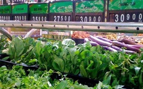 Hình ảnh Hà Nội: Hàng loạt siêu thị bị lừa bán rau không rõ nguồn gốc số 2