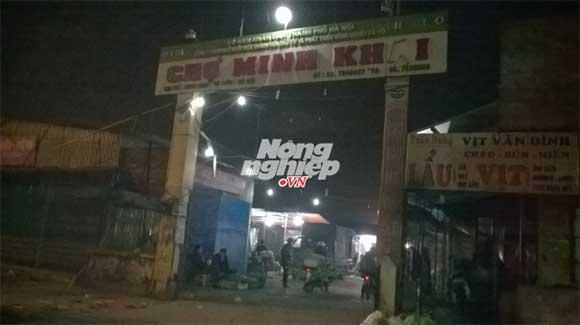 Hình ảnh Hà Nội: Hàng loạt siêu thị bị lừa bán rau không rõ nguồn gốc số 1