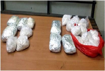 Mang hơn 8kg ma túy lên xe khách, hai phụ nữ bị bắt giữ 6
