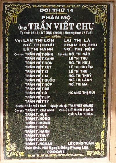 Những ông chồng Việt có nhiều vợ đến khó tin 6