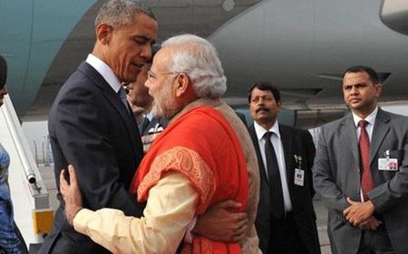 Tổng thống Obama tổn thọ 6 giờ sau chuyến thăm Ấn Độ 5
