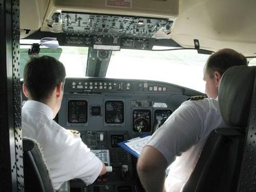 Lương 200 triệu/tháng: Cựu phi công