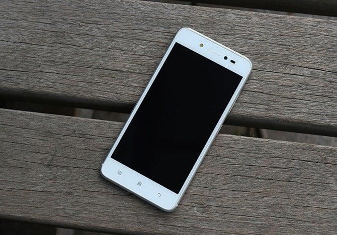 Lenovo S90 - smartphone dáng iPhone 6 về Việt Nam giá 6,39 triệu đồng 7