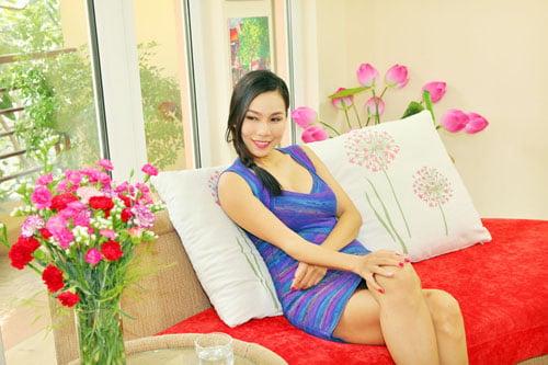 """Khánh Ngọc: """"Vì li dị chồng nên tôi không thể đi hát được"""" 5"""
