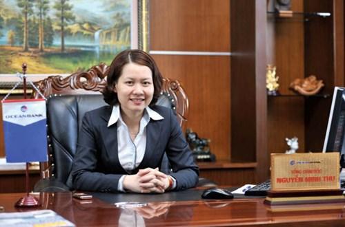 Nguyên Chủ tịch OceanBank Nguyễn Minh Thu vừa bị bắt là ai? 6
