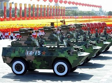 Trung Quốc diễu binh đe dọa cả Mỹ và Nhật Bản 6
