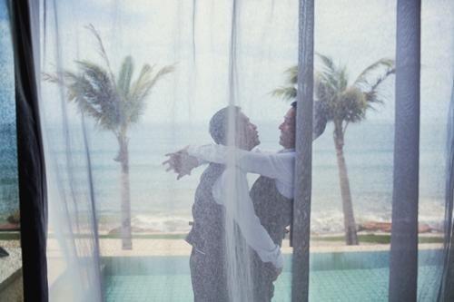 Trọn bộ ảnh cưới đồng tính của nhà thiết kế Việt 11