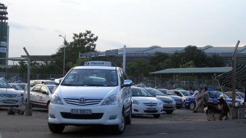 Giá cước taxi đồng loạt giảm  5