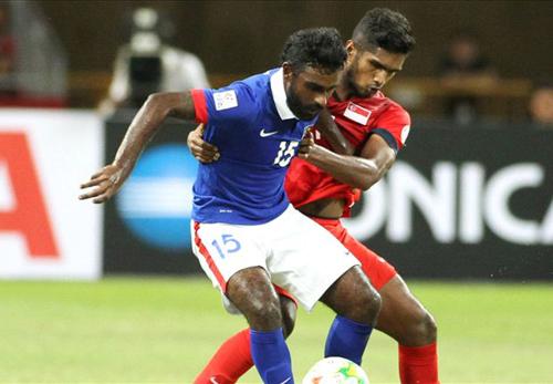 Tuyển thủ Malaysia bất ngờ gia nhập á quân Bundesliga 6
