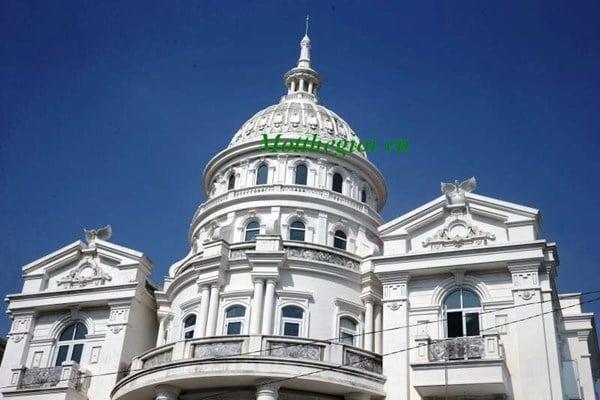 Lâu đài thiết kế theo kiểu Nhà quốc hội Mỹ của đại gia Ninh Bình 8