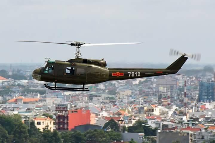 Soi dàn trực thăng mà Không quân Việt Nam đang sở hữu 9
