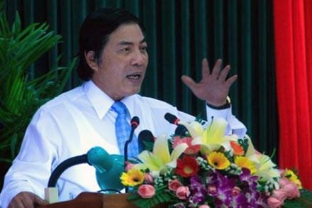 Ông Nguyễn Bá Thanh đã đi lại, nói chuyện được 5