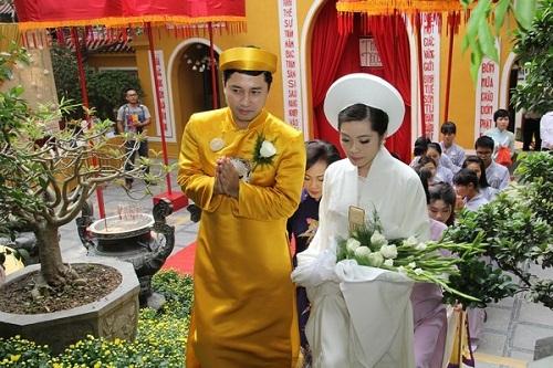Đám cưới tiền tỷ của con nhà đại gia Việt 6