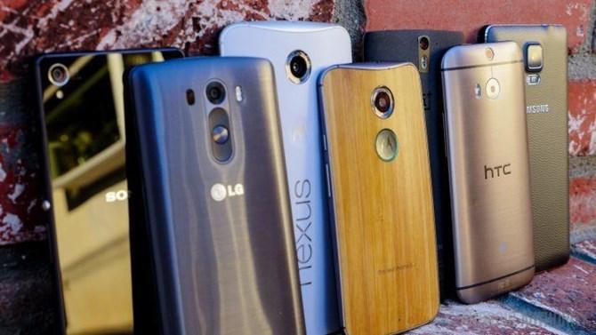 Kỷ lục hơn 1 tỷ smartphone Android xuất xưởng trong năm 2014 5