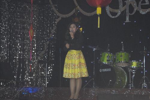 Ngọt ngào đêm nhạc ủng hộ NSƯT Hán Văn Tình 5
