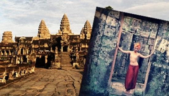 Campuchia bắt giữ 3 du khách Pháp chụp ảnh khỏa thân ở Angkor Wat 6