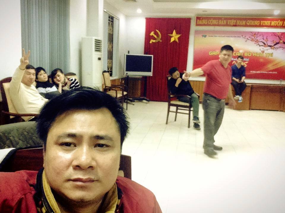 Táo quân 2015: Xuân Bắc, Tự Long miệt mài tập luyện tới 2h sáng 8