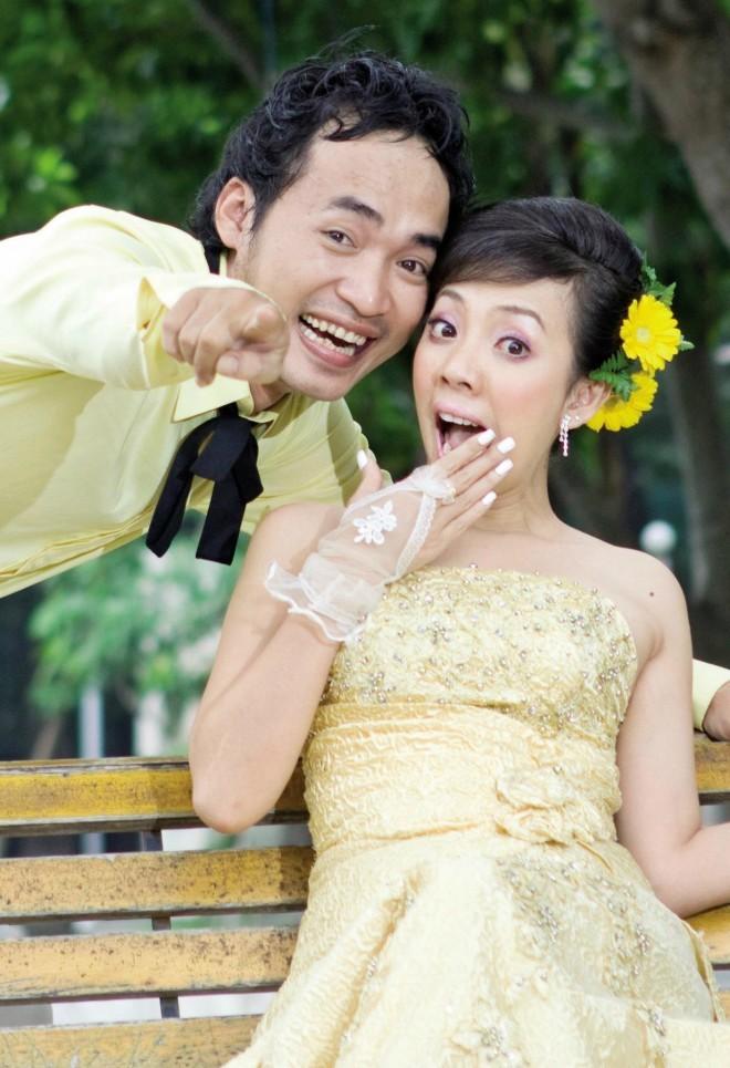 Quá khứ đầy nước mắt của diễn viên hài Thu Trang 5