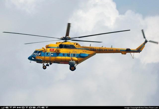 Soi dàn trực thăng mà Không quân Việt Nam đang sở hữu 12