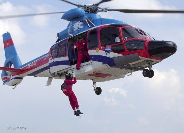 Soi dàn trực thăng mà Không quân Việt Nam đang sở hữu 14
