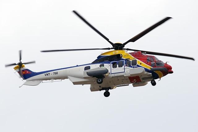 Soi dàn trực thăng mà Không quân Việt Nam đang sở hữu 15