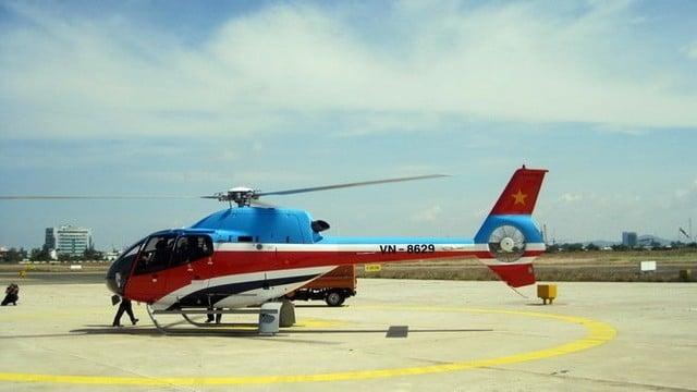 Soi dàn trực thăng mà Không quân Việt Nam đang sở hữu 16