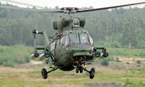 Soi dàn trực thăng mà Không quân Việt Nam đang sở hữu 17