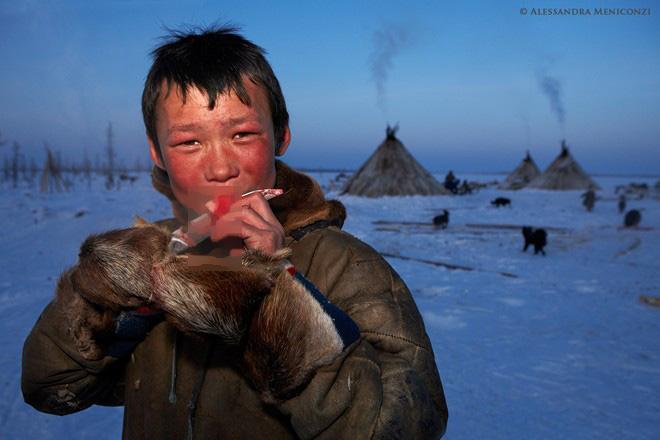 Cận cảnh cuộc sống bộ tộc hoang dã nhất hành tinh 5