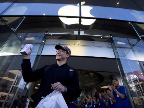 IPhone được người Trung Quốc xem là quà tặng cao cấp hạng 1 5