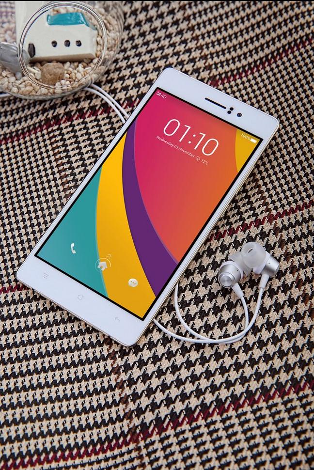 Oppo R5 ra mắt phiên bản vàng cho ngày lễ tình nhân 5