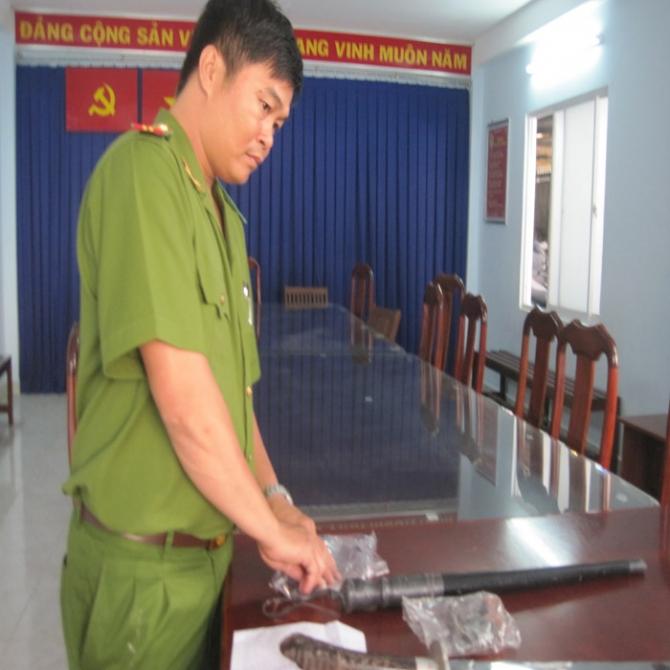 Chân dung 'trùm' giang hồ Trúc 'nẫu' ven đô Sài Gòn vừa bị bắt 5