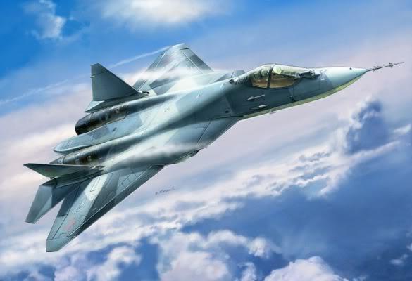 Nga, Mỹ bắt đầu chế tạo chiến đấu cơ thế hệ 6 7