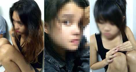 Bắt nhóm buôn bán ma túy chuyên dụ dỗ các em gái mới lớn 6