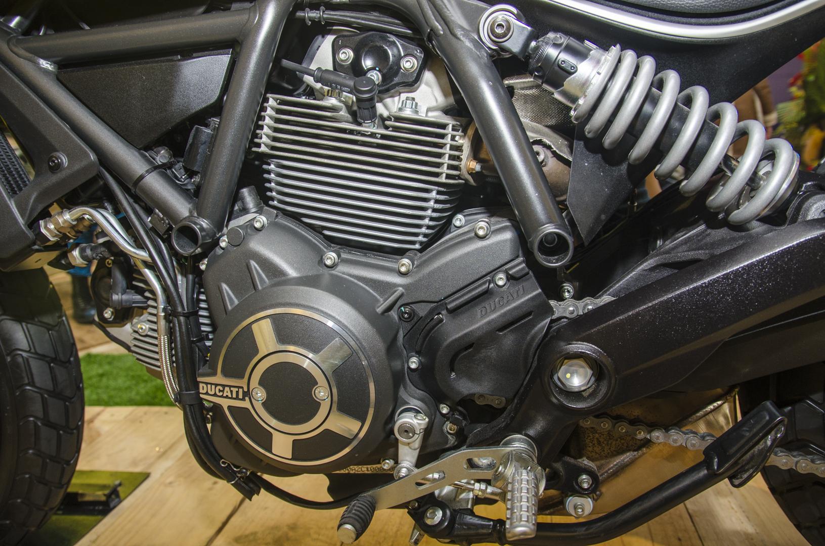 Ducati Scrambler ra mắt, giá từ 303 triệu đồng 6