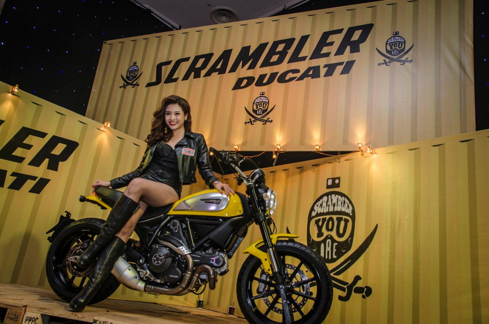 Ducati Scrambler ra mắt, giá từ 303 triệu đồng 7