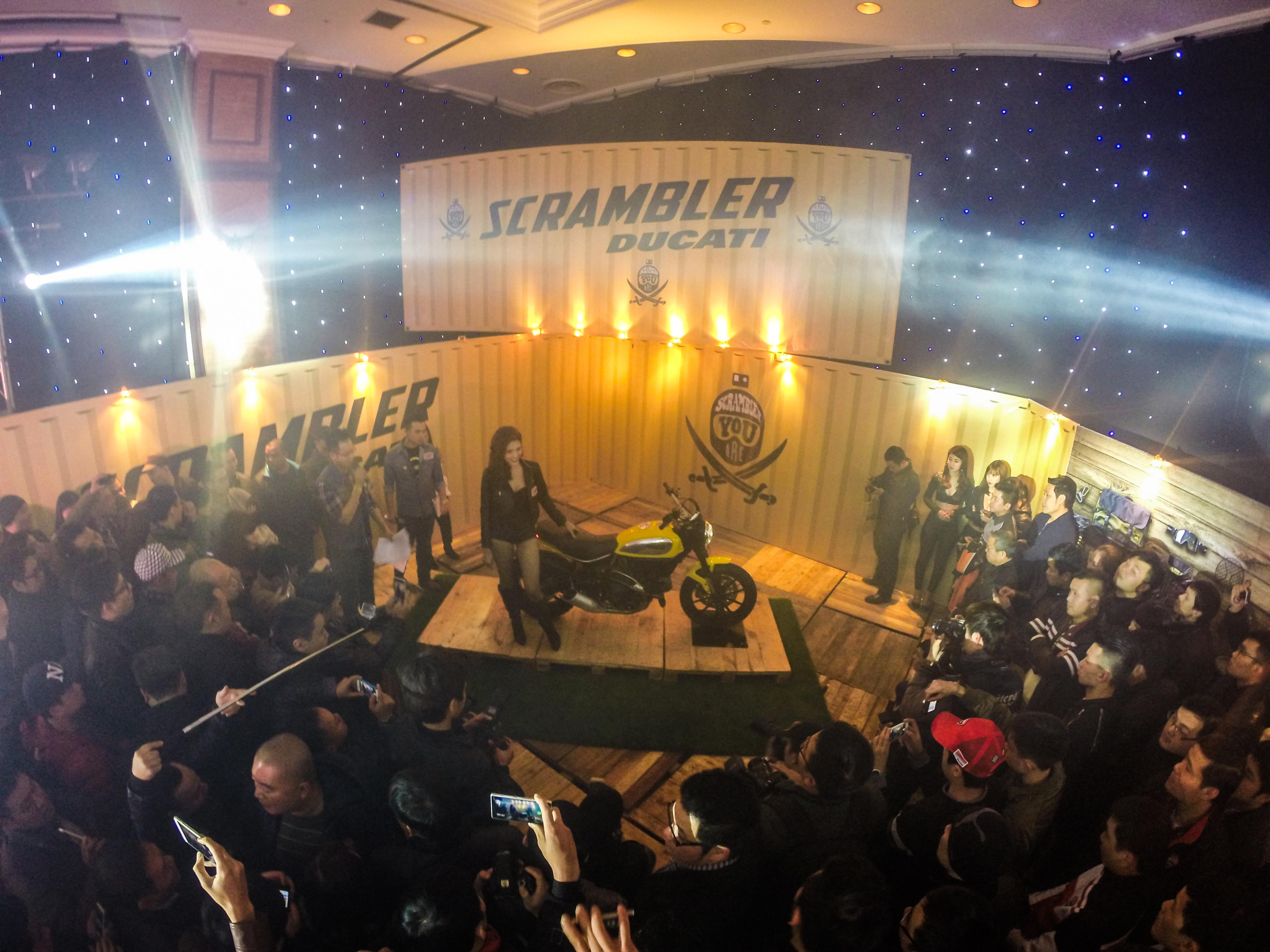 Ducati Scrambler ra mắt, giá từ 303 triệu đồng 5