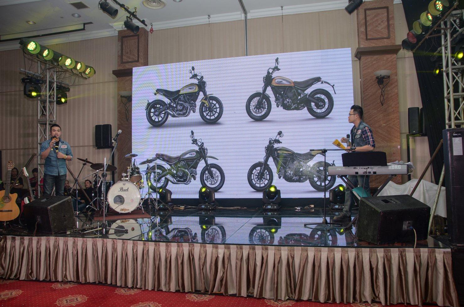 Ducati Scrambler ra mắt, giá từ 303 triệu đồng 8
