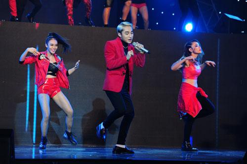 The Remix 2015 liveshow 3: Sơn Tùng, Đông Nhi cùng chia giải 9