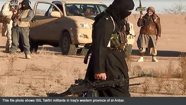 Một chỉ huy cao cấp của IS bị giết tại trận ở Anbar 5
