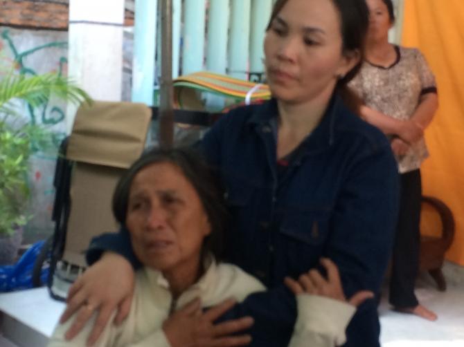 Hai bố con thiệt mạng trong vụ tai nạn thảm khốc ở Bình Thuận 5