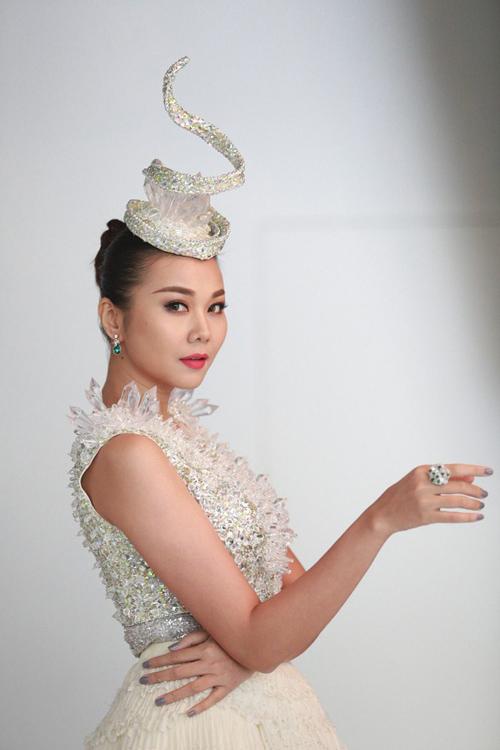 """Siêu mẫu Thanh Hằng: """"Nếu là đàn ông, tôi rất muốn lấy Kỳ Duyên làm vợ"""" 5"""