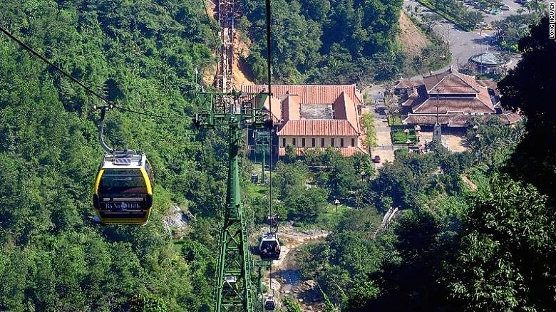 Hình ảnh Bà Nà, Đà Nẵng lọt top 10 nơi có cáp treo ấn tượng nhất thế giới số 7