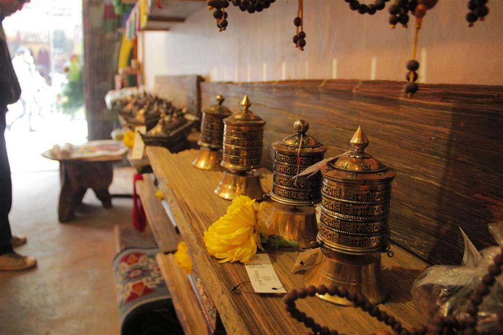 Ngắm tượng Phật Tây Tạng ngay tại Hà Nội 16