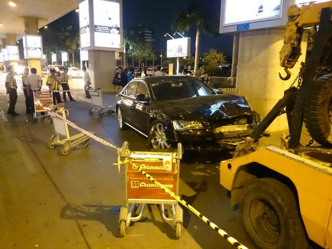 Vụ xe Audi đón Hồ Ngọc Hà đâm 11 người bị thương qua lời kể của nạn nhân 4