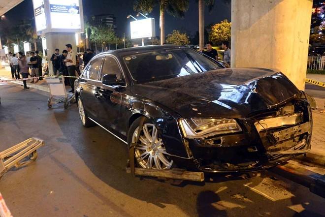 Xe Audi đón Hồ Ngọc Hà đâm 11 người bị thương: Trách nhiệm của tài xế 5
