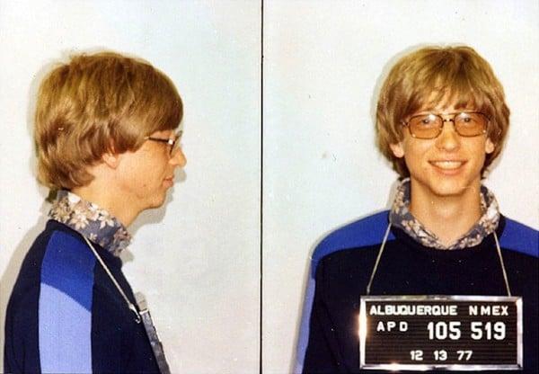 Sự thật Bill Gates: Từng bị cảnh sát bắt vì lái xe vượt đèn đỏ 8