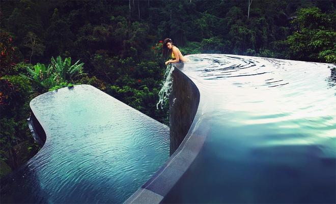 Ngỡ ngàng bể bơi đẹp nhất thế giới tuyệt đẹp giữa núi rừng Bali 5
