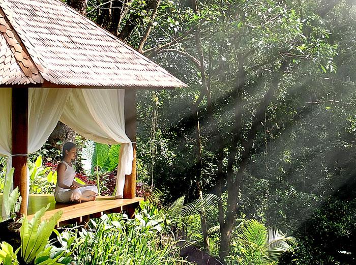 Ngỡ ngàng bể bơi đẹp nhất thế giới tuyệt đẹp giữa núi rừng Bali 17