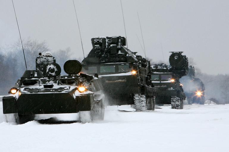 Lực lượng tên lửa hạt nhân Nga tập trận quy mô lớn trên toàn quốc 5
