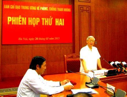 Những hình ảnh cuối cùng của ông Nguyễn Bá Thanh trên báo chí 9